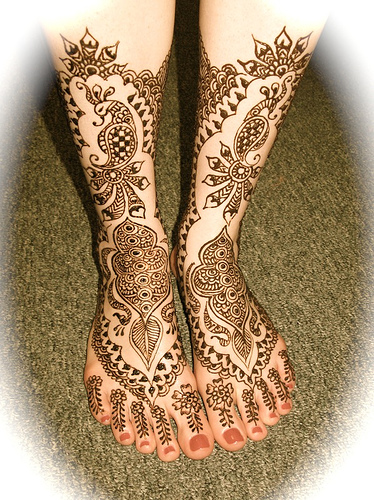 Heena Feet